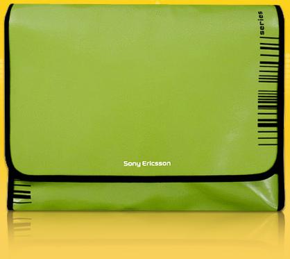 Sony Ericsson bag