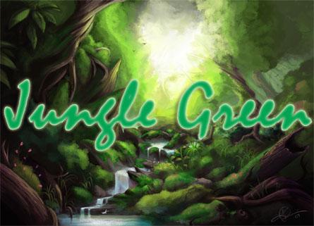JungleGreen