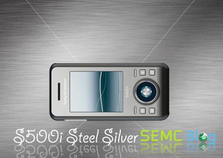 S500i Steel Silver