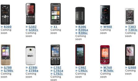 Phone portfolio